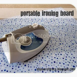 portable ironing board by weiya @ enjoyer of grace