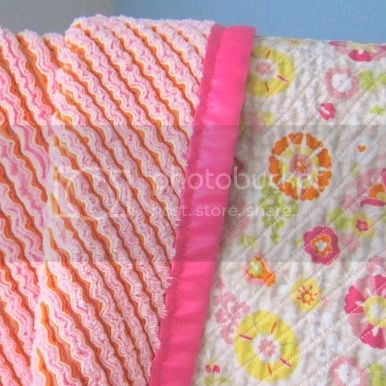 faux chenille blanket @ enjoyerofgrace.blogspot.com