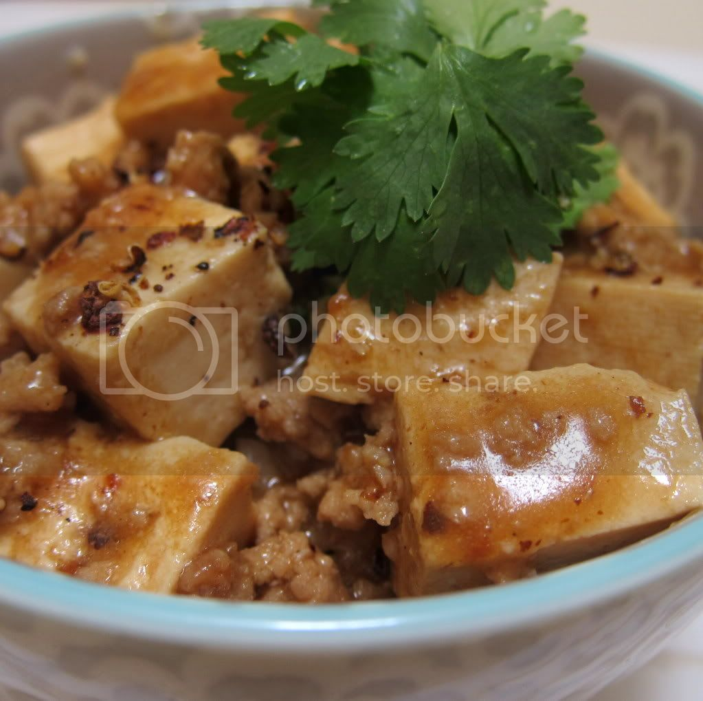 mapo tofu by weiya @ enjoyer of grace