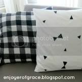 envelope throw pillow cover by weiya @ enjoyer of grace