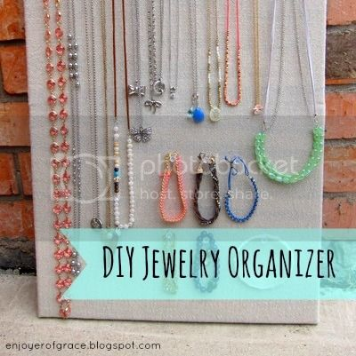jewelry organizer @ enjoyerofgrace.blogspot.com